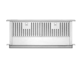 KitchenAid 30 Inch Stainless Steel Downdraft Range Hood with Built in Blower and Slide Controls  Retail  1 299 00