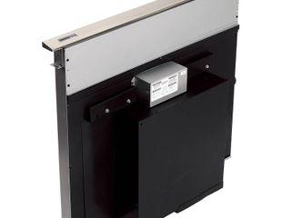 Broan 30 in Stainless Steel Downdraft Range Hood  Retail   1329 99