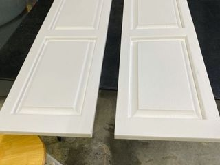 RAISED PANEl 14 5 x 47 White