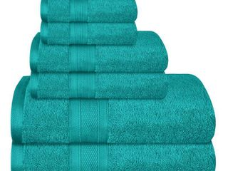 Feather Touch   Pure Cotton Towel Set  500 GSM