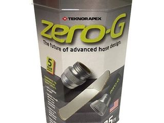 Teknor Apex Zero G 5 8 in  Dia  x 25 ft  l Garden Hose