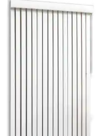 Trim   Go Vertical Blinds  84 inch height and 54 inch