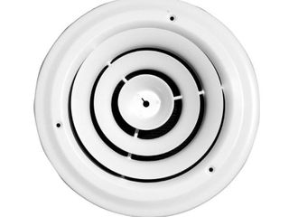 12in Round Register Cover
