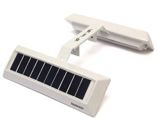 lITE AGENT  Dual Solar Sign Post Accent lED