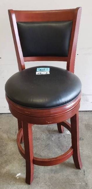 36 5in X 17in Counter Height Stool