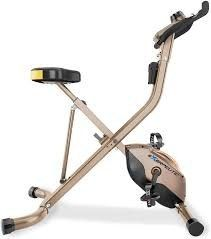 EXERPEUTIC Gold 500 XlS Foldable Magnetic Bike   400 lb  Weight Capacity