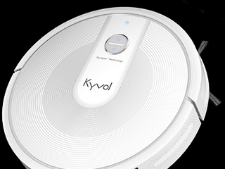 BRAND NEW Kyvol Cybovac E31 Robot Vacuum   Sweeping   Mopping Robot Vacuum Cleaner with 2200Pa Suction