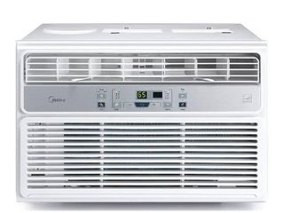 MIDEA EasyCool Window Air Conditioner   Cooling  Dehumidifier    Fan w Remote   12 000 BTU  Rooms up to 550 Sq  Ft   MAW12R1BWT Model    Appears to be Factory Sealed