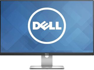 Dell S2715h   27 Inch Screen lED lit Monitor   Plugged in   Powered On