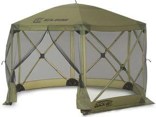 Quick Set 9281 Escape Shelter Popup Tent  12 x 12  Green