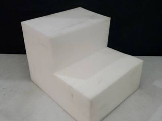 Foam Bed Step for Pet  Needs Cover  13  tall x 17  length x 14  width