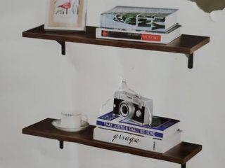 Super Jared shelves 2ft x 8 in