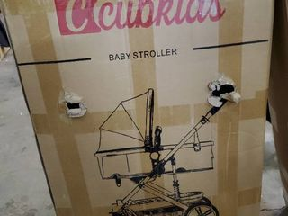YBl luxury Four Rounds Folding Urban Baby Stroller Two Way lightweight Newborn Toddler Strollers