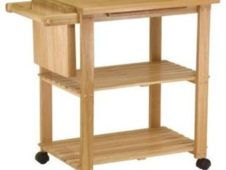 Winsome Wood Mario Kitchen  Natural