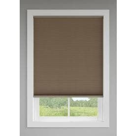 lEVOlOR Toffee Room Darkening Cordless Polycotton Cellular Shade  36 x72