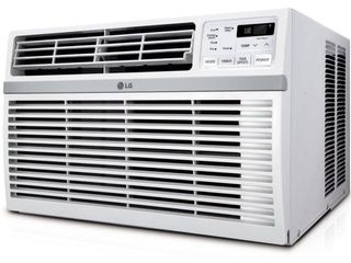 lG Electronics 8 000 BTU 115V Window Mounted Air Conditioner with Remote Control