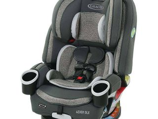 Graco 4Ever DlX 4 in 1 Convertible Car Seat   Bryant   not Inspected