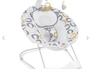 Fisher Price See   Soothe Deluxe Bouncer