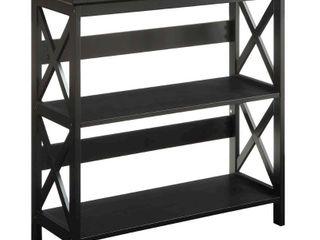 32 5  Oxford 3 Tier Bookshelf   Johar Furniture