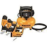 BOSTITCH BTFP3KIT Compressor Combo Kit 3 Tool