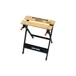 Black   Decker WM125 Workmate Portable Project Center and Vise