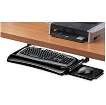 Keyboard Drawer  20 1 8 x 7 3 4  Black
