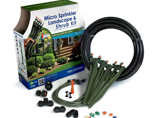 Mister landscaper Micro Sprinkler and Drip Irrigation