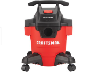 Craftsman 4 Gallon Wet dry Vac