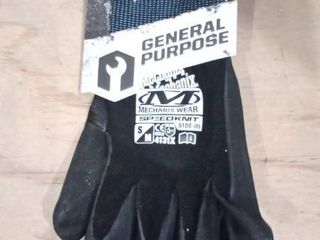 Mechanix Wear Speedknit Gloves Size S M