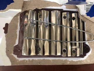 Irwin Shower Valve Socket Wrench Set Irht82247 Brass Craft 10 Sizes  k1