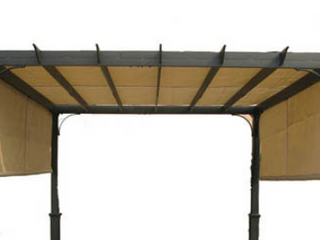 Garden Treasures 10 ft Pergola Riplock