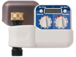 Orbit HT7 2 Dial Digital Hose Faucet Watering Timer  Automatic Water Controller