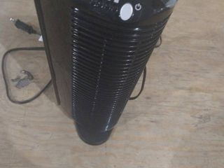Intertek Black Stand Up Heater