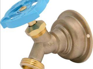 SharkBite l x 3 4 in Push to Connect Brass Multi Turn Hose Bibb