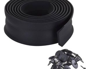 M D Products 03723 9  Rubber Garage Door Bottom Seal