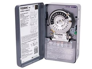 NSI Industries 1109A 24 Hour Time Switch  40A 120   208 277V Indoor