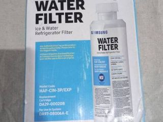 Samsung Water Filter 3 Pack