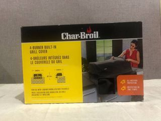 Chari broil 30in X 24in 4  Burner Built in Grill Cover