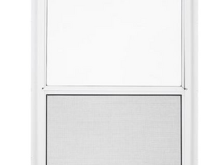 larson Insulating Storm Window l201ES  Brown 36W x 55H