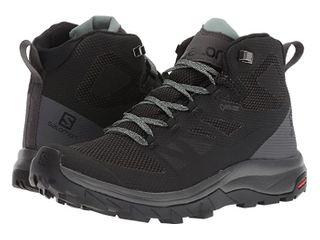 Salomon Women s Outline Mid GTX Shoe