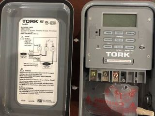 Tork Outdoor Timer 3 Watts Max