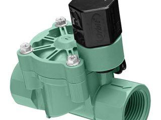 Orbit 0 75 in Plastic Electric Inline Irrigation Valve