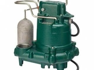 Zoeller Pump Company Model 63 Submersible Sump Pump