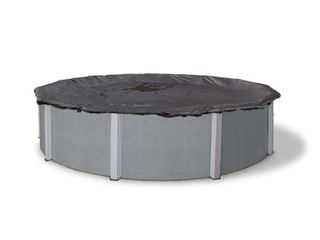 Blue Wave 28  Round Rugged Mesh Above Ground Pool Winter Cover