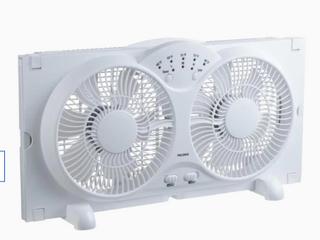 Utilitech Twin Window Fan