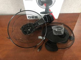 Utilitech 12  Desk Fan