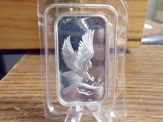 1 TROY OUNCE  999 SIlVER