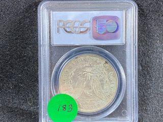 1894 S Morgan Dollar  XF45