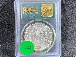 1898 O Morgan Dollar  MS64