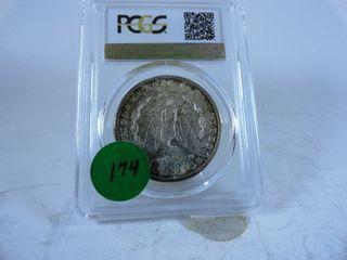 1888 S Morgan Dollar  MS64